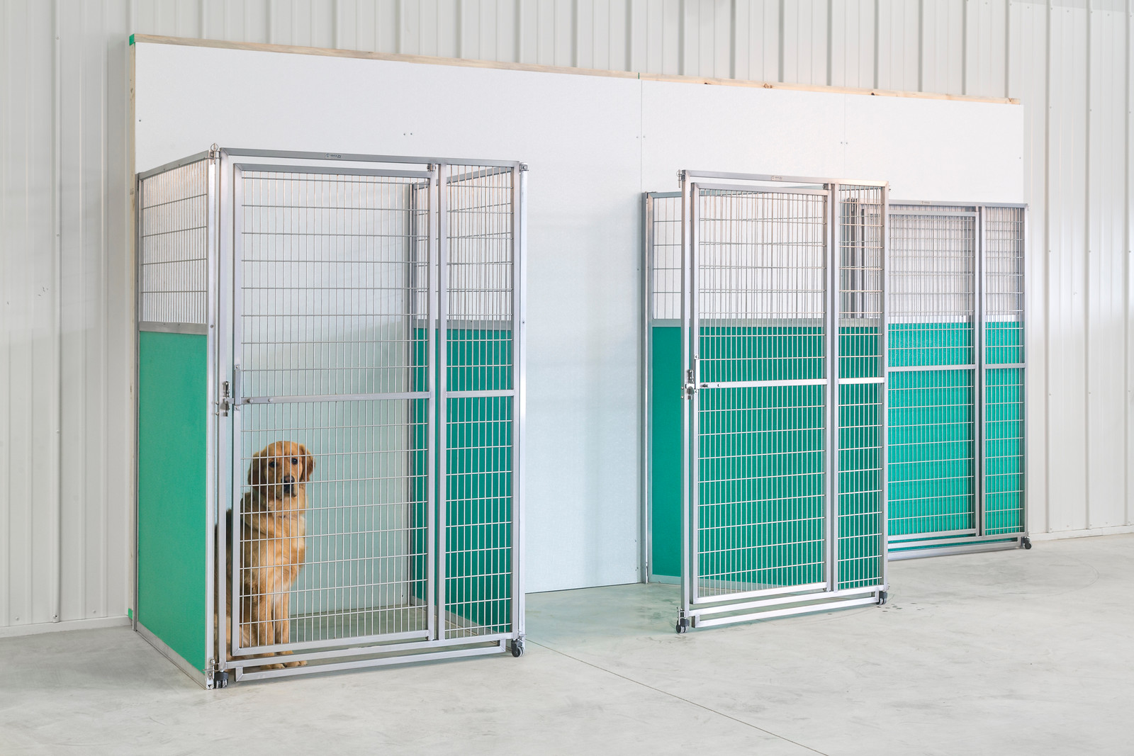 Mason Space Saver Folding Kennel - Therian