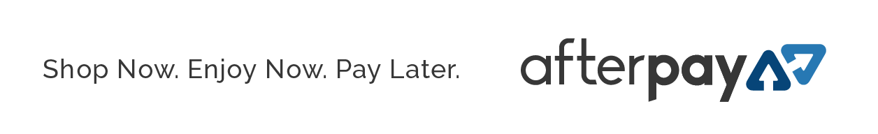 AfterPay, Buy Now. Own Now. Pay Later.